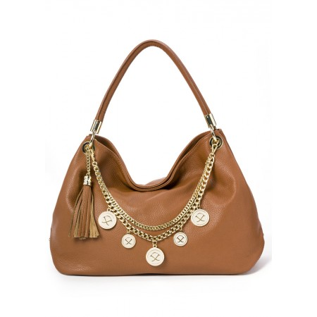 Ginger Chain Bag