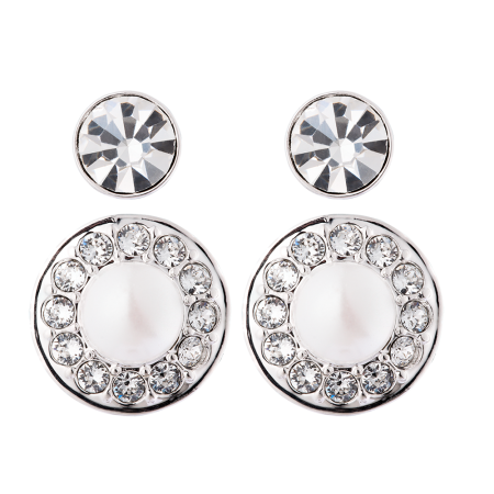 Variety Earrings (Silver)
